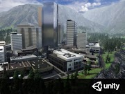 Unity Amazing Free assets Windridge City