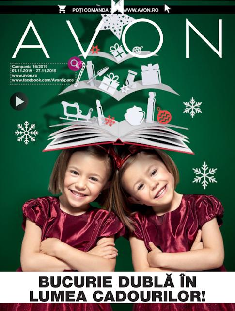 AVON Promotii + Catalog-Brosura № 16 2019