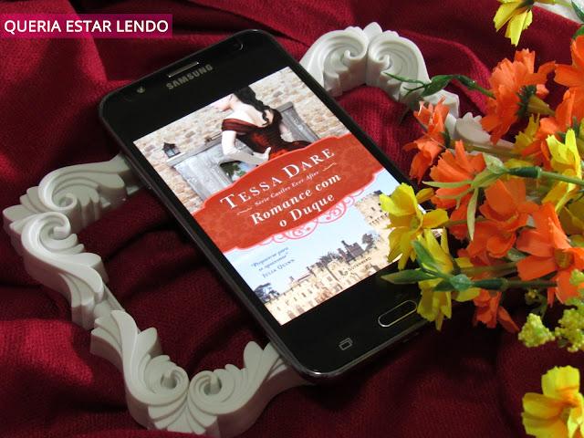 Resenha: Romance com o Duque