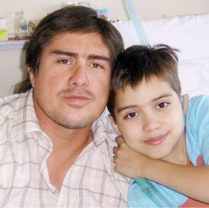 Fabián Guevara Yo veía a mi hijo como mi sucesor en el fútbol