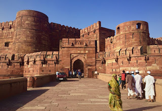 Agra Tourism, Agra Fort