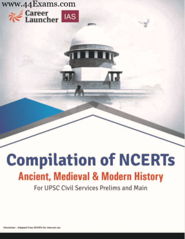 Compilation-of-NCERT-Ancient-Medieval-and-Modern-History-For-UPSC-Exam-PDF-Book