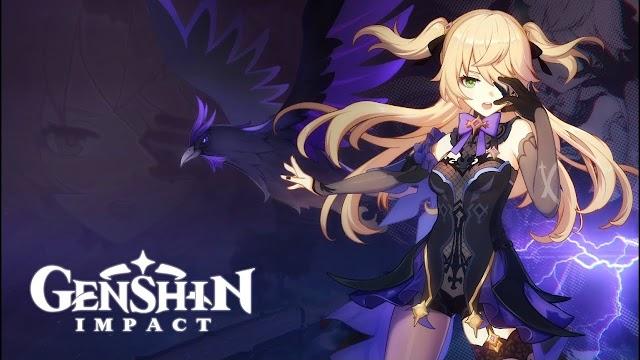 Genshin Impact te dará un personaje de 4 estrellas en su próximo evento