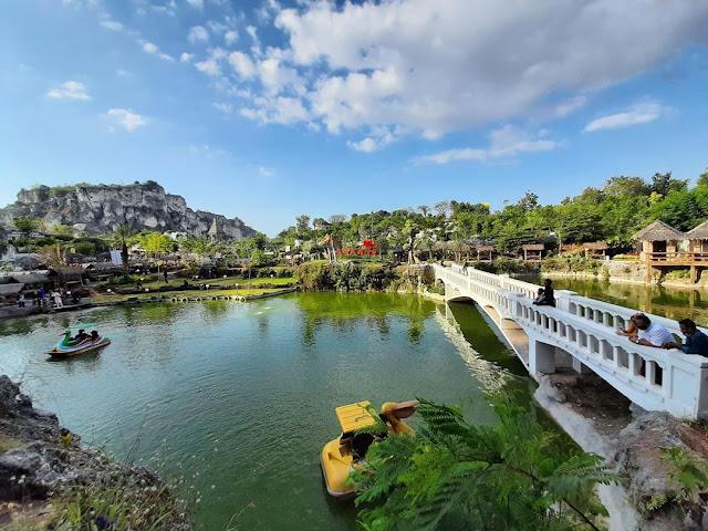Wisata Setigi Ujung Pangkah Gresik