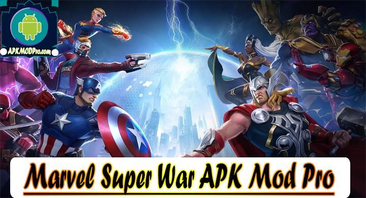 Marvel Super War MOD APK v.1.0.6 Apk Mod Pro Terbaru 2020