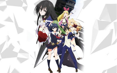 Busou Shoujo Machiavellianism Batch Subtitle Indonesia