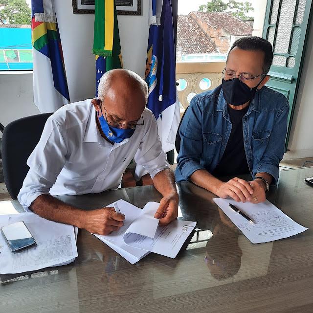 Prefeito de Goiana, Eduardo Honório, anuncia data da posse dos aprovados do concurso público