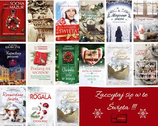 Świąteczny szał - czyli zapowiedzi świątecznych pozycji książkowych!
