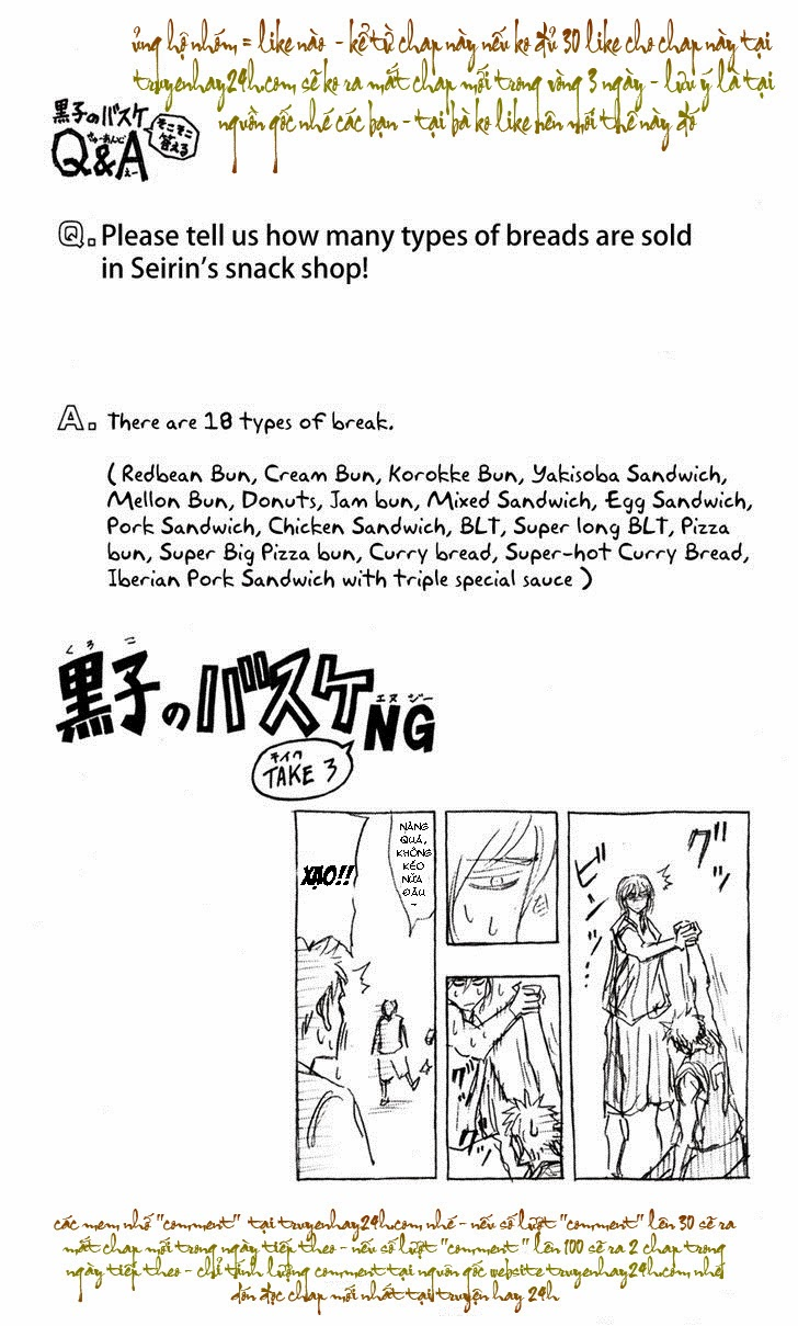 Kuroko No Basket chap 157 trang 21