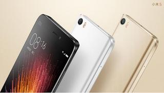 Cara  Factory reset / Hard Reset Xiaomi Mi5 / Mi5c / Mi5s / Mi5s Plus