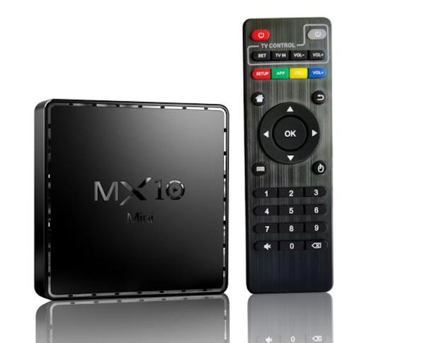 MX10 Mini TV Box Android - Ainda compensa comprar uma Box destas?