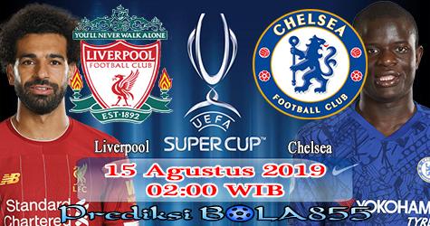 Prediksi Bola855 Liverpool vs Chelsea 15 Agustus 2019