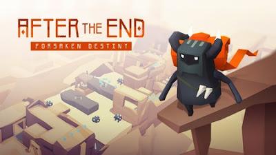 لعبة الالغاز والمغامرات After the End Forsaken Destiny مدفوعة للأندرويد