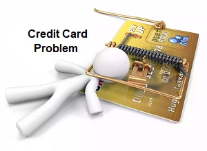 Problem For Credit Card Debt