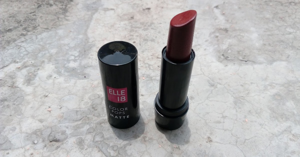 Rust Color Lipstick