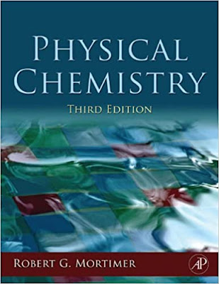 Physical Chemistry by by Robert Mortimer