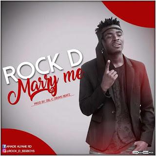 Imagem Rock D - Marry me