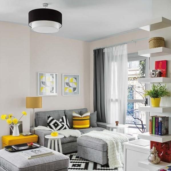 Desain Ruang Tamu Minimalis Sederhana tapi Mewah