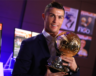 Fraud allegations partly spoiled the pleasure of winning fourth Ballon d'Or — Ronaldo