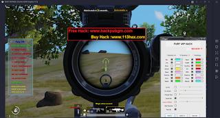 PUBG Mobile Emulator 1.2 FURY VIP Hack Gameloop and Smartgaga 1 week Free