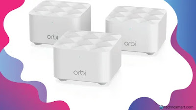 netgear orbi mesh wifi router system