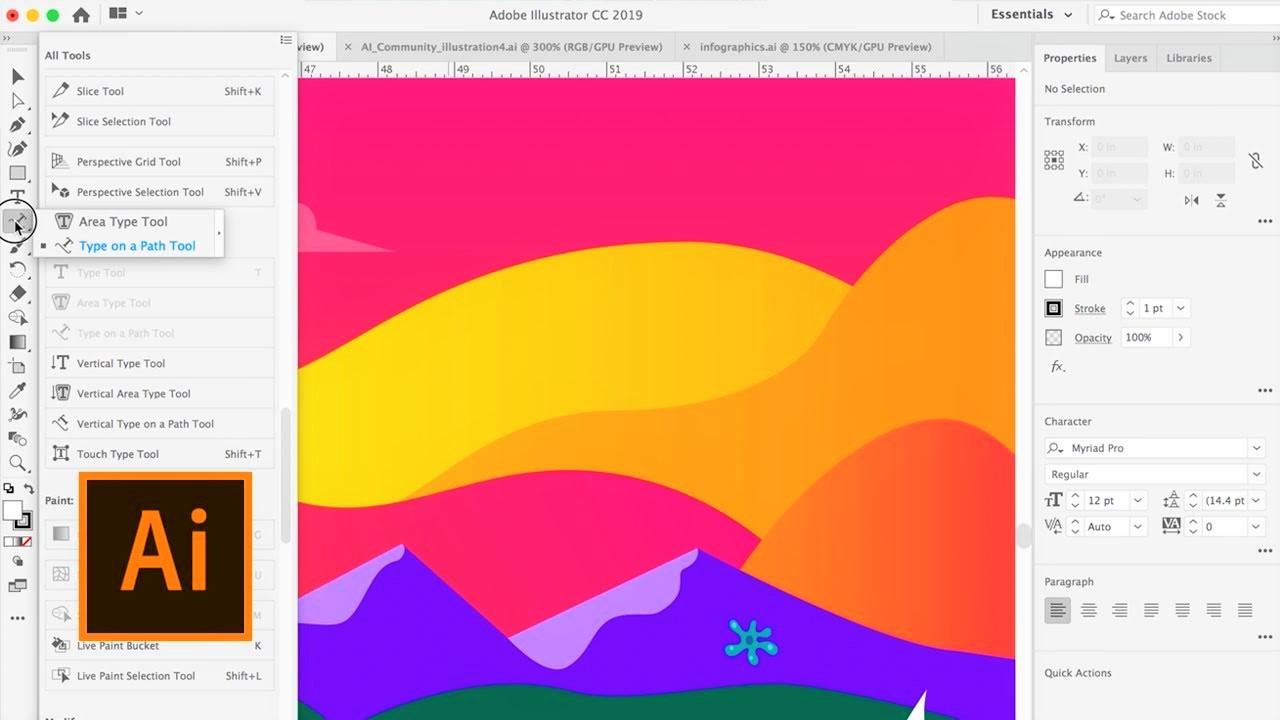 Adobe Illustrator CC 2019 Full Version