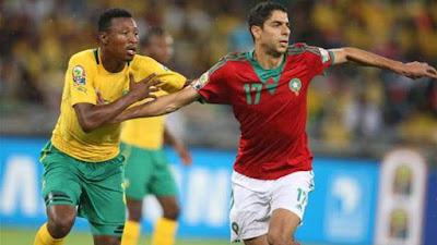 مشاهدة مباراة المغرب وجنوب إفريقيا بث مباشر اليوم