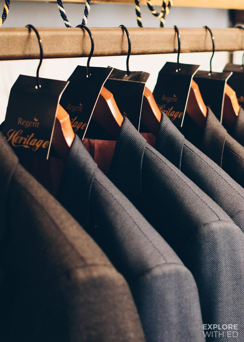 Regent heritage tailoring in Salisbury