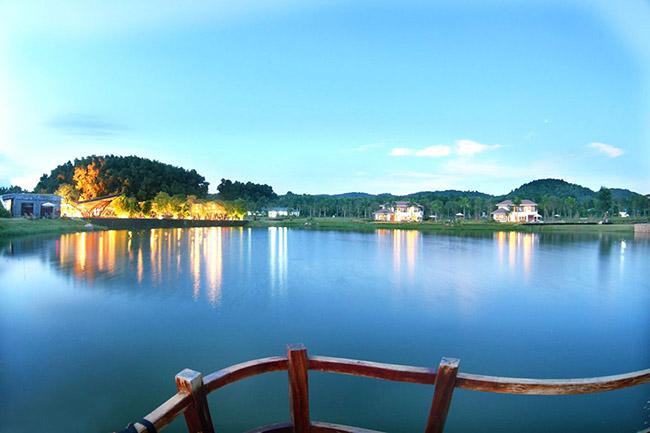 Hồ Đại Lải Vĩnh Phúc