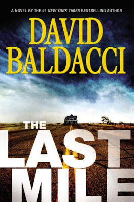 The Last Mile by David Baldacci - book cover