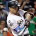 Informe: Los Yankees acuerdan con los Marlins para adquirir al toletero Giancarlo Stanton