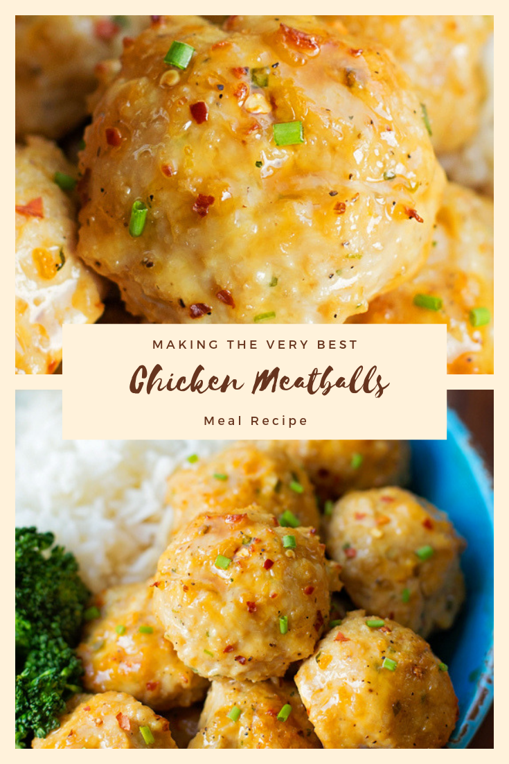 #Easy Making #Crunchy #Chicken #Meatball