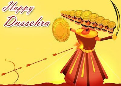 dussehra wishes images in hindi quotes