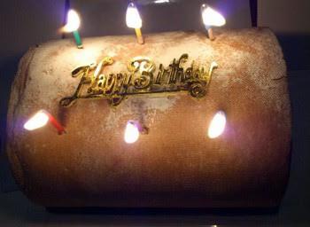 33歳の誕生日