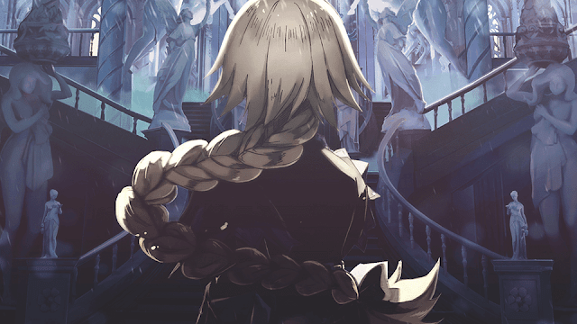 Jeanne D Arc - Fate/Grand Order Wallpaper