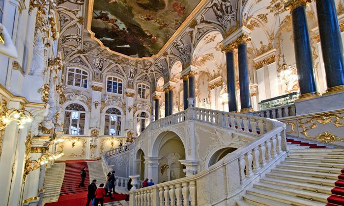 Эрмитаж - Музей вечного великолепия
