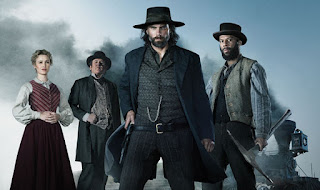 Hell On Wheels TV series cast promo photo