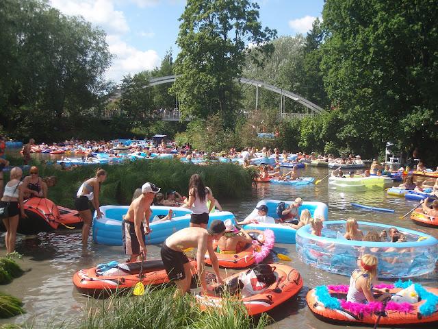 Beer Floating. Yes please! *1