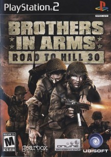 Brothers In Arms Road to Hill 30 PS2 Torrent