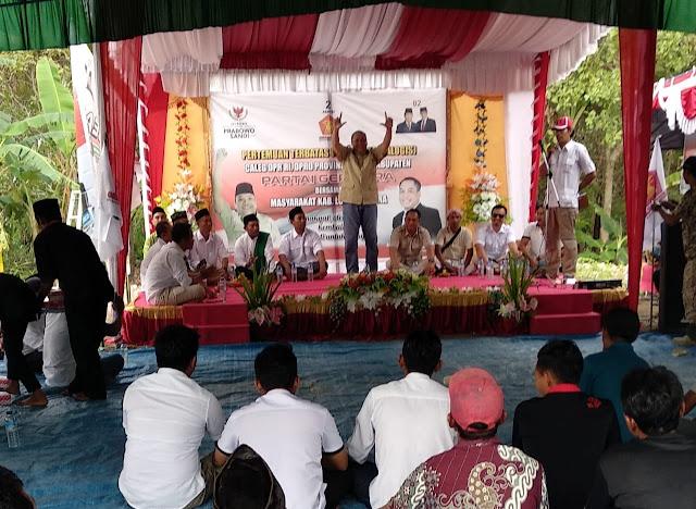 Perintah Prabowo, HBK Nyalon Dapil NTB