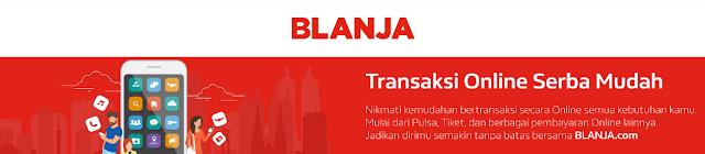 Paket Data Internet Murah di Blanja.com