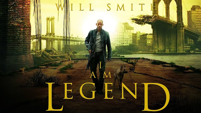 I Am Legend (2007) – The Last Man On Earth Is Not Alone   NATCA