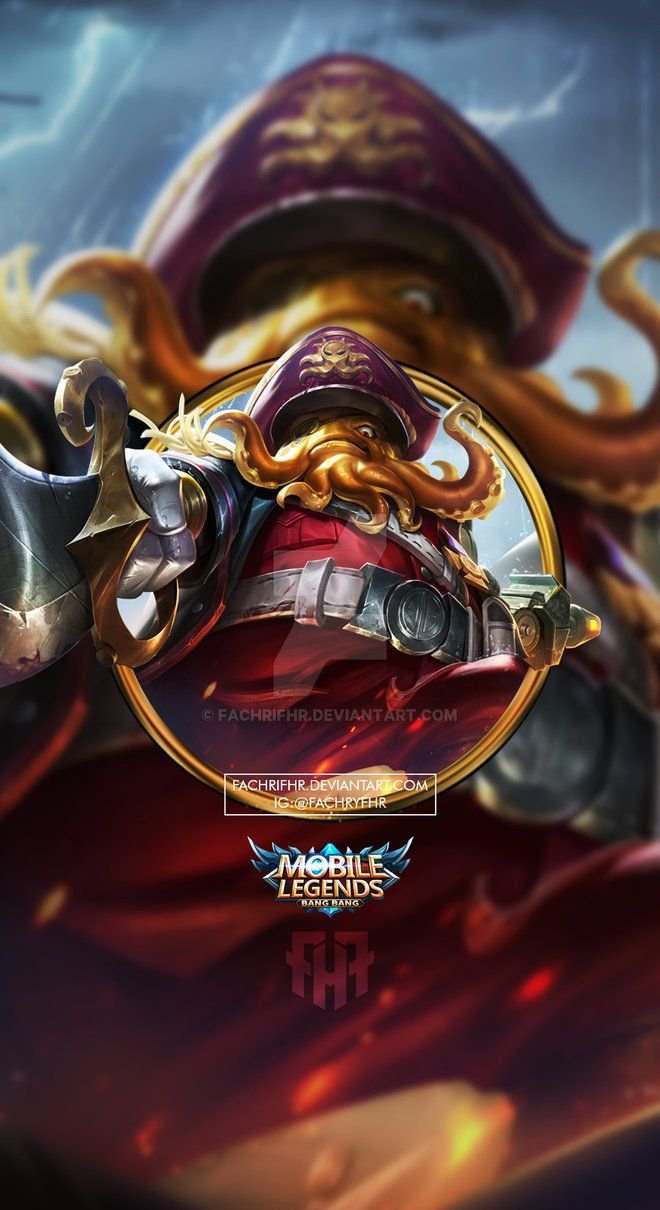 Wallpaper Bane Warlord Season 11 Mobile Legends Full HD for Android and iOS
