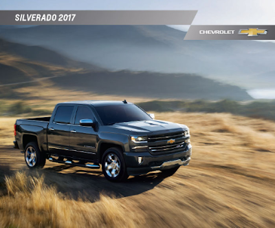 Downloadable 2017 Chevrolet Silverado 1500 Brochure
