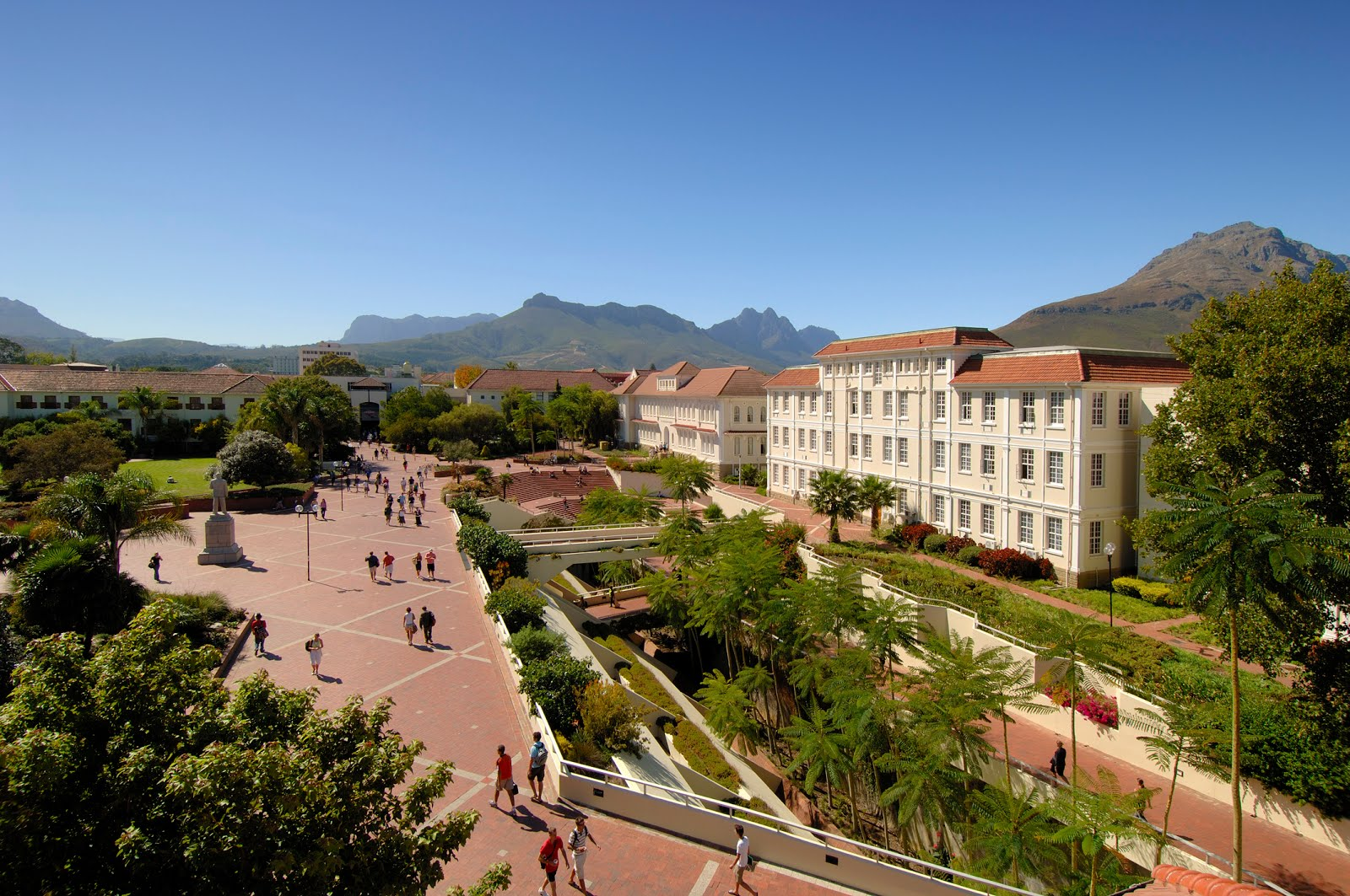3rd best university in south africa