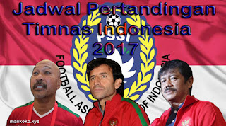 Berita Bola terbaru Jadwal Pertandingan Timnas Indonesia