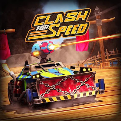 Clash for Speed – Xtreme Combat Racing (MOD, Unlimited Money) APK Download