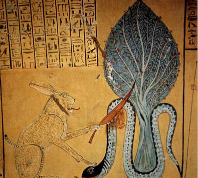 Ancient Egyptian Snake Apophis