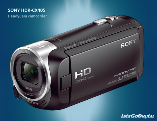 How to Import Sony HDR-CX405 XAVC S/AVCHD/MP4 to FCP X-Best