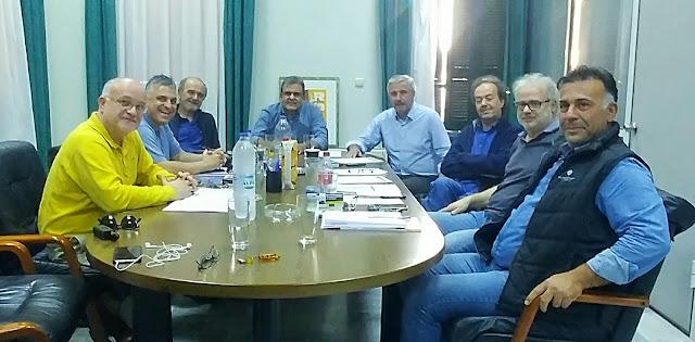 Επιμελητήριο Αργολίδας: Πρωτοβουλίες για τη δημιουργία δικτύου διανομής Φυσικού Αερίου στην Αργολίδα